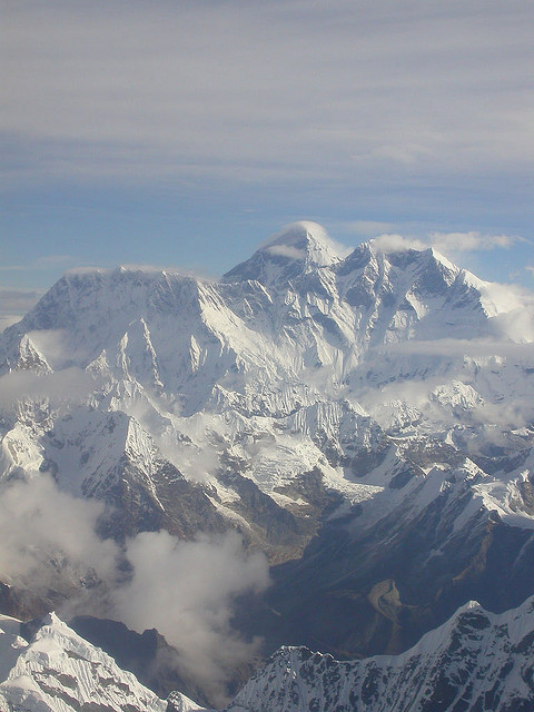 Facing Everest