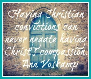Christian Conviction