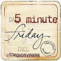 Five Minute Friday: Small