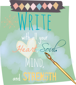 write with all