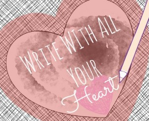 write with all your heart pen