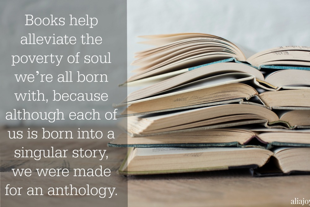 Books and the Poverty of Soul