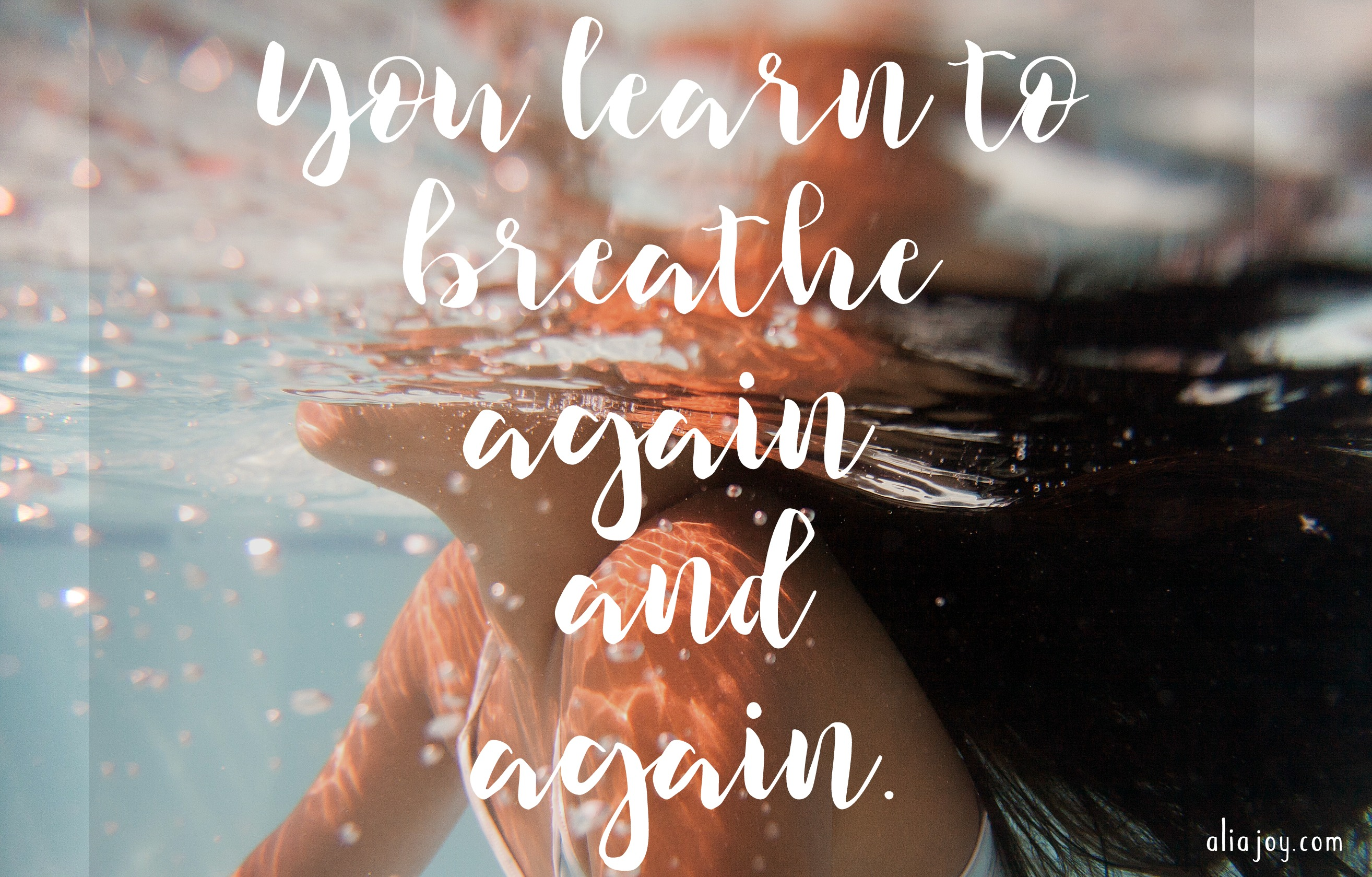 Bipolar is a Riptide: Breathing Lessons